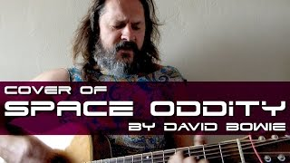 Cover of 'Space Oddity' by David Bowie