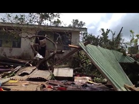 Aid effort stepped up after monster Vanuatu cyclone
