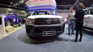 New 2018 Pickup Toyota Hilux Revo