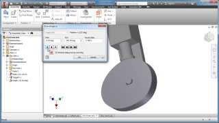 Inventor Tutorial - Cam Design 1 of 2