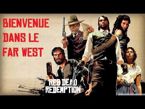 PS Now - Red Dead Redemption - Ep.1 Bienvenue dans le Far West