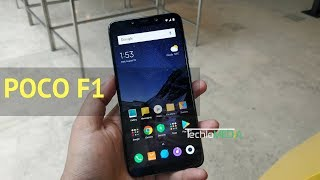Poco F1 (8GB) Review Videos