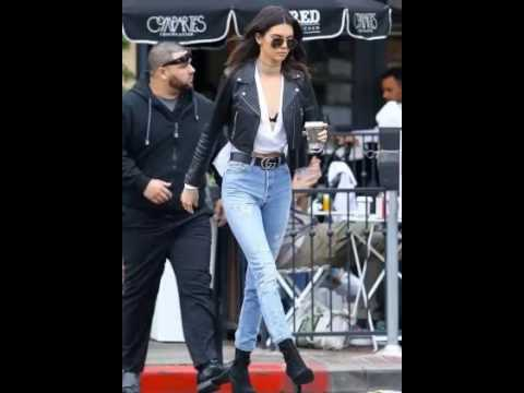 Kendall Jenner In Jeans thumbnail