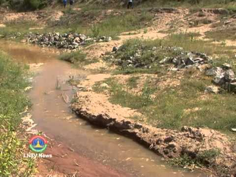 Lao NEWS on LNTV: Celebrating World Fish Migration Day in Laos.27/5/2014