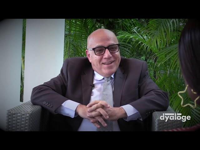 Dyaloge ak Dr. Reginal Boulos , Homme d'Affaire et Politique
