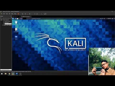 hack password wifi bằng kali linux - Demo Tấn công password Windows bằng Hydra(Kali Linux)|| AN TOÀN VÀ BẢO MẬT HỆ THỐNG THÔNG TIN