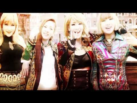 2NE1 - Falling In Love + I Don't Care 1-hour Reggae MegaMix!! (2013)