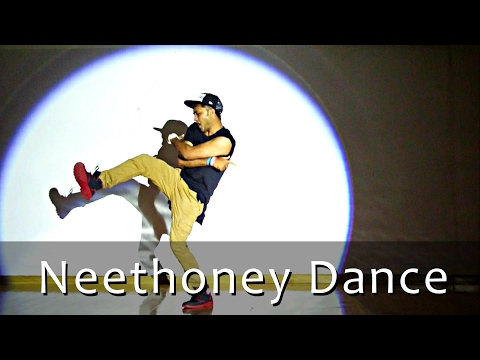 Neethoney Dance | Ram Charan, Rakul Preet, Hiphop Tamizha | SK Choreography