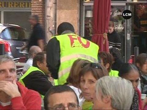 Manif: ça booste le commerce? (Marseille)