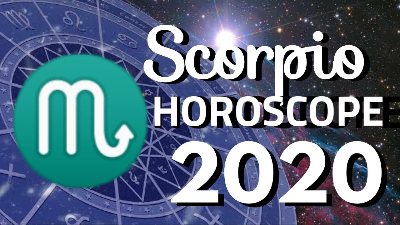 astrology scorpio march 21 2020