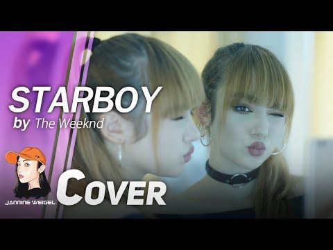 Starboy - The Weeknd ft. Daft Punk Cover...