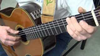 Didldu © Schule Gitarre - Bald gras ich am Neckar