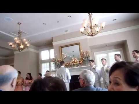 Đám cưới Ashley và Cory- Cháu ngoại của Thầy HTPhát- Phần Nghi Lễ