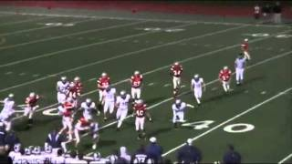 2010 Devante Downs - Football Highlights