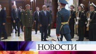 Владимир Путин провел переговоры с премьер-министром Израиля Биньямином Нетаньяху.