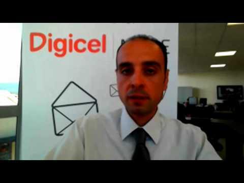 O3b OPEN FOR BUSINESS Digicel Group, Samoa LIVE