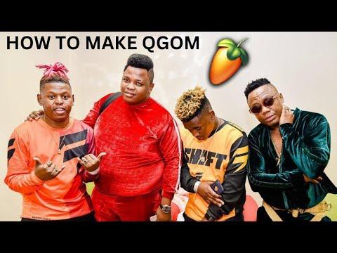 (FL Studio tutorial) How To Make Gqom