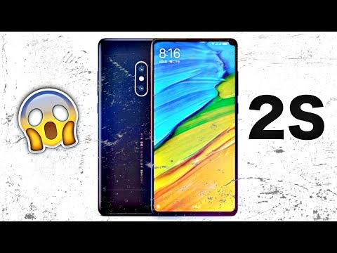 Xiaomi Mi Mix 2S - THEY HAVE DONE IT!!!