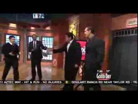 Alan Sanchez - Interview With Alberto Del Rio & Ricardo Rodriguez
