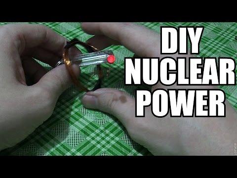 1 Watt Nuclear Generator - Free Energy