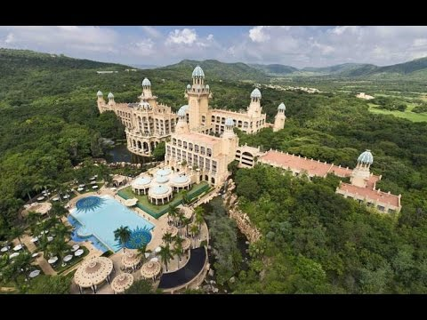 The Palace of the Lost City at Sun City Resort, South Africa