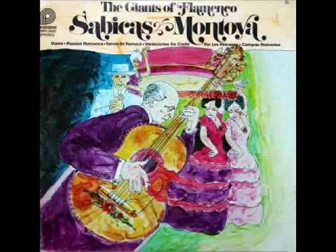 Carlos Montoya: Ecos De Sierra Nevada - 1961 Recording, Vintage Images