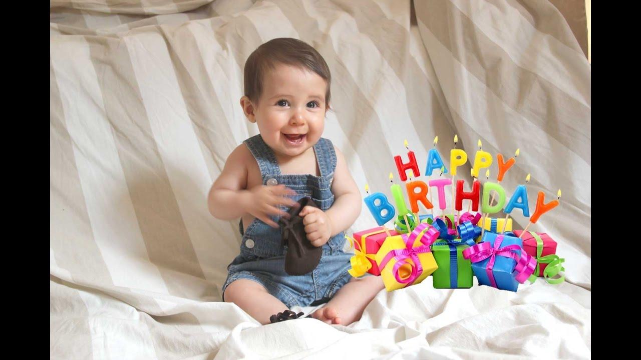 Feliz Cumpleaños Santiago Cumple 1 Año