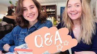 Q&A IN NEW YORK! • Rens Kroes 2017 Video