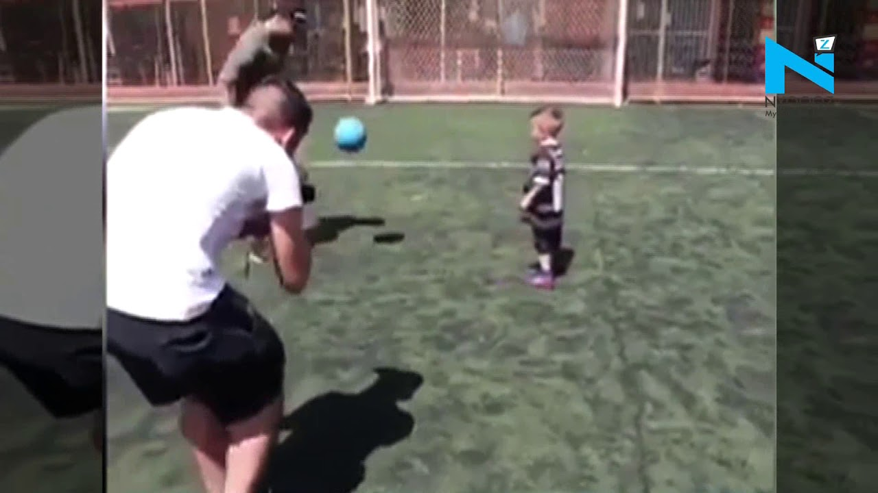 Amazing Skill From 6 Year Old Wonderkid