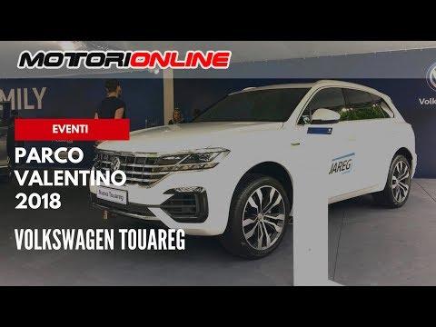 Parco Valentino 2018 | Volkswagen Touareg