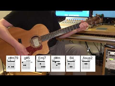 Pardon Me - Acoustic Guitar - Incubus - Chords