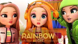 "The Perfect Party Playlist!   Episode 3 ""Poppy Rowan, Keepin' the Beats Goin'""   Rainbow High"