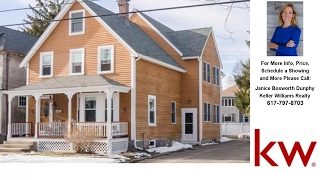36 Dyer Ave, Milton, MA Presented by Janice Bosworth Dunphy. thumbnail