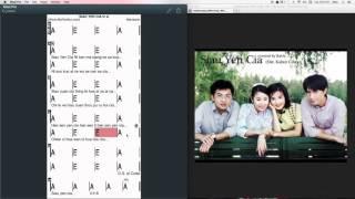 Siau Yen Cia Chords at MyPartitur