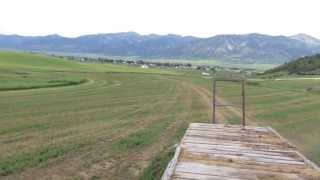 John Deere 4020 Pulling Hay Wagon