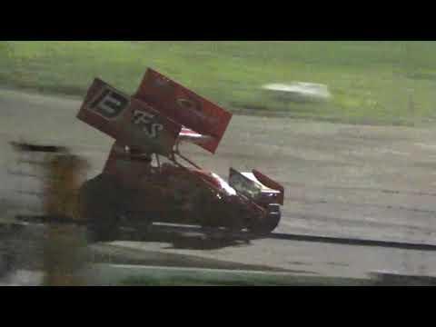 Sprint Invaders @34 Raceway (Brayden Gaylord) 6/29/19