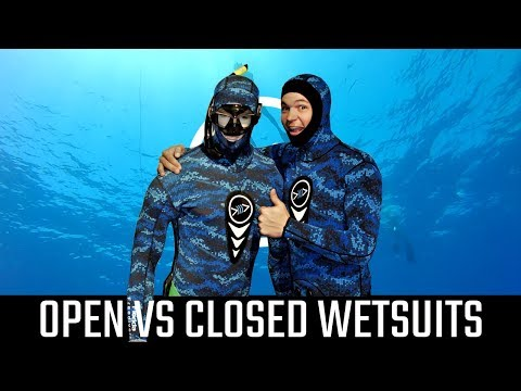 Open Vs Closed Cell Wetsuits - Florida Freedivers