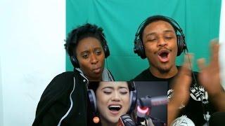 "Couple reacts to Morissette covers ""Secret Love Song"" (Little Mix)"