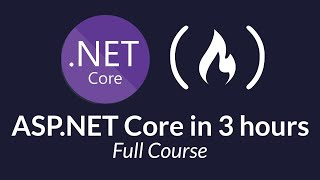 Learn ASP.NET Core 3.1 - Full Course for Beginners [Tutorial]