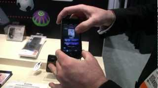 Audiovox: InSite wireless separation and anti-loss systems demo