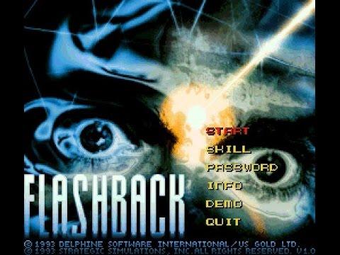 PC Longplay [447] Flashback