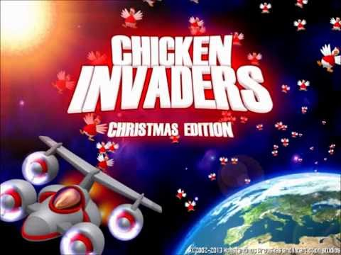 Chicken Invaders 5: Christmas Edition - ALL WAVES / LEVELS [100% walkthrough]