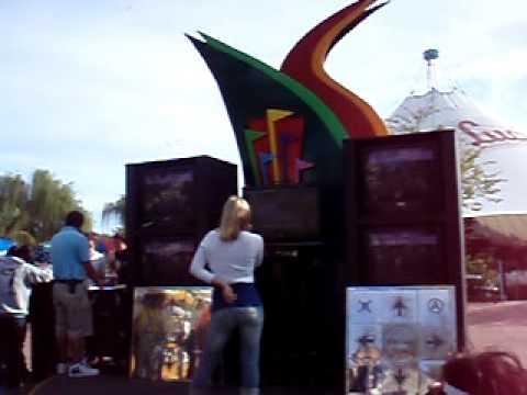 My Six Flags Karaoke