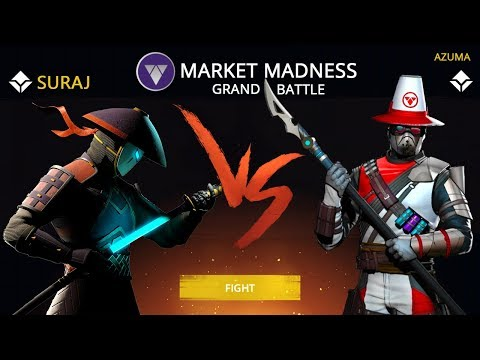 Shadow Fight 3 Official Grand Battle MARKET MADNESS - Rescue Operation