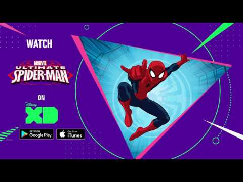 PFC | Ultimate Spider- Man | Disney XD