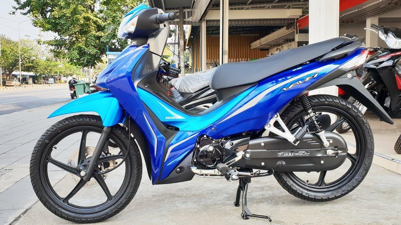 2019 New Honda Wave 110i