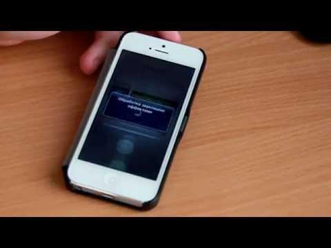 Как установить рингтон на Iphone! (iРингтон)