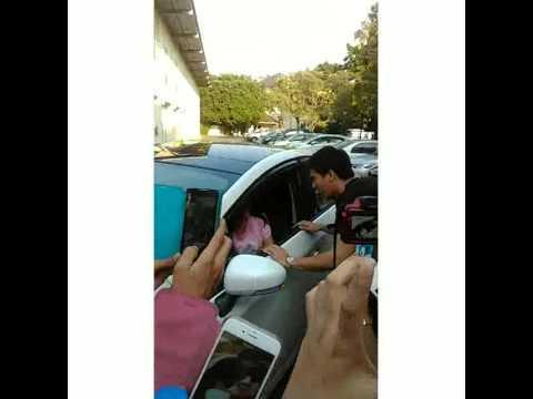 ไมค์ โบว์ อัดรายการวันวาน ภาพเบื้องหลัง MB Family @ Pantip