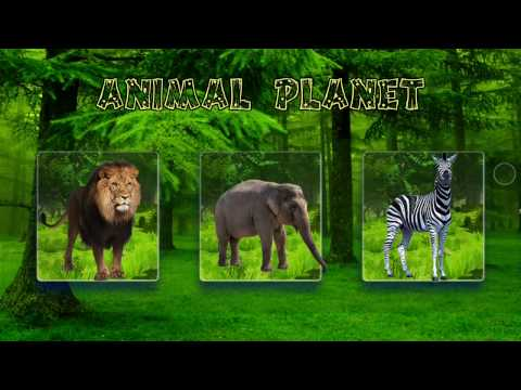 Animal Planet - VR, 360 - Android / iOS Application