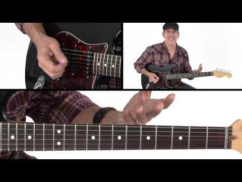 Street Theory - Roman Numerals & Progressions - Guitar Lesson - Jeff Scheetz